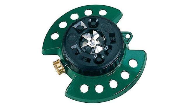Dramm Green 15024 ColorStorm Turret Sprinkler