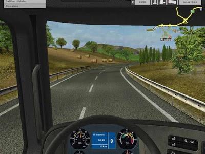 Download Euro Truck Simulator Torrent PC