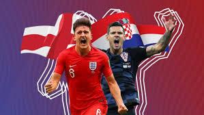 بث مباشر مباراة انجلترا وكرواتيا