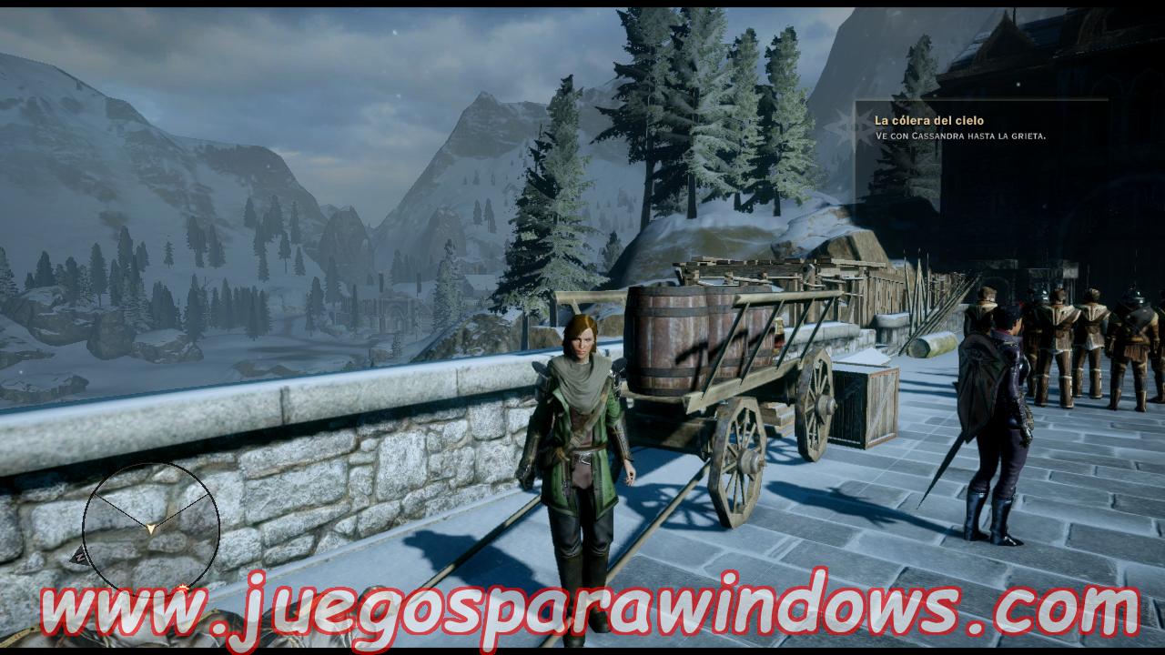 Dragon Age Inquisition Multilenguaje ESPAÑOL XBOX 360 (Región FREE) (COMPLEX) 19