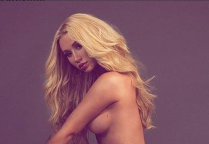 Iggy Azalea goes completely nude in new photos