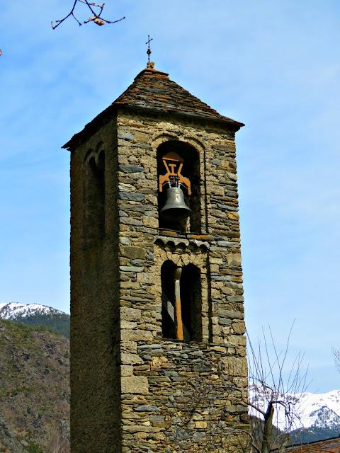 Sant Martí de la Cortinada, Cortinada, Andorra