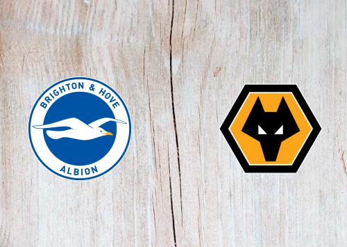 Brighton & Hove Albion vs Wolverhampton Wanderers -Highlights 02 January 2021