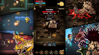 Download Game Android The Greedy Cave 1.3.0 APK Unlimited Money