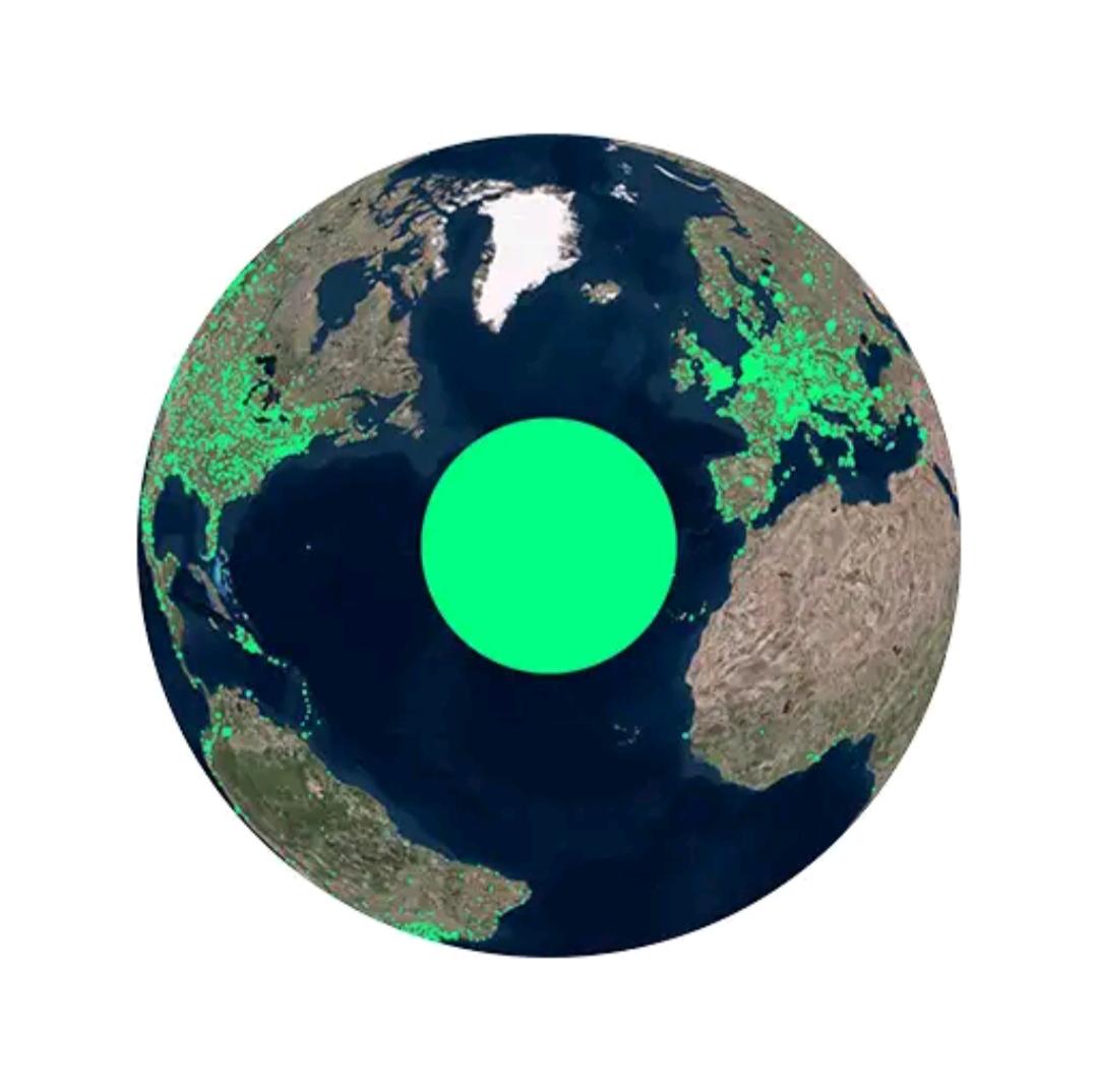 Radio Garden:All World Radio Station Touch AnyWhere