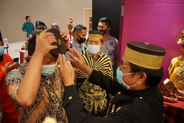Herman Deru Minta Kerukunan Keluarga Sulawesi Selatan Ikut Pertahankan Label Zero Konflik Sumsel