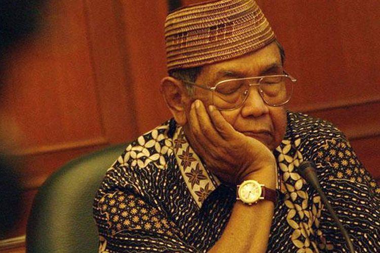 Bukan Hanya KH Hasyim Asy'ari, Gus Dur dan Ayah Prabowo Ternyata Juga Hilang di Kamus Sejarah
