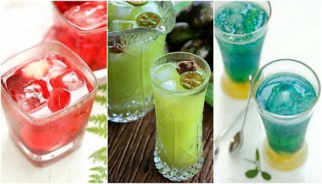 3 Resepi Minuman Sejuk Yang Sedap Segarkan Tekak Anda
