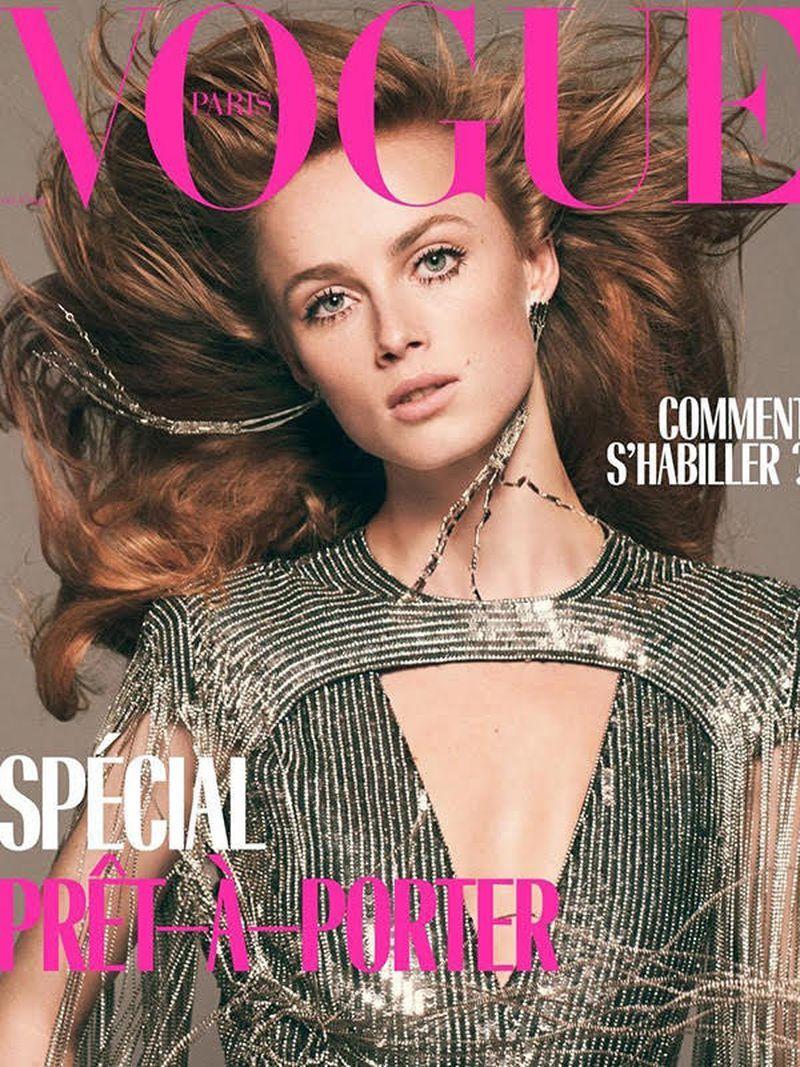 Vogue cover 2019