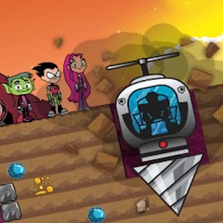 Drillionaire - Teen Titans Go!