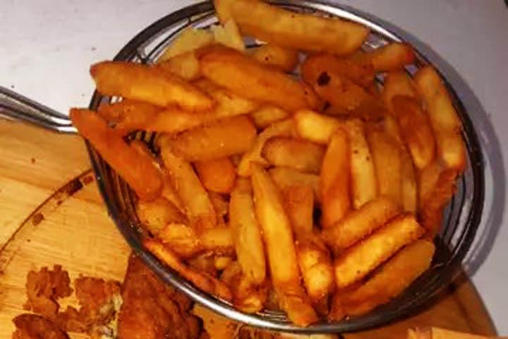 وصفة شهية ومقرمشة بروستد دجاج