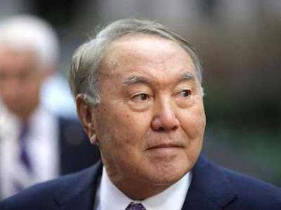 Nursultan Nazarbayev Resigned