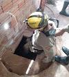 Jataí: Corpo de Bombeiros resgata criança que caiu em cisterna