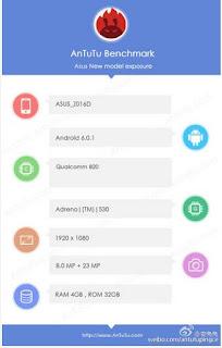 Teaser Asus Zenfone 3 Highend