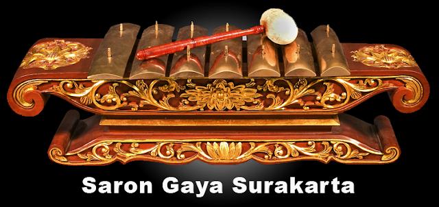 image: Saron Gaya Surakarta