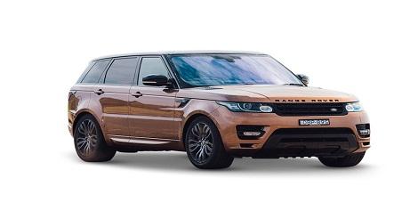 Mobil Mewah Land Range Rover Sport 3.0 HSE