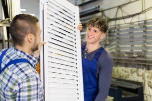 ordering window shutters