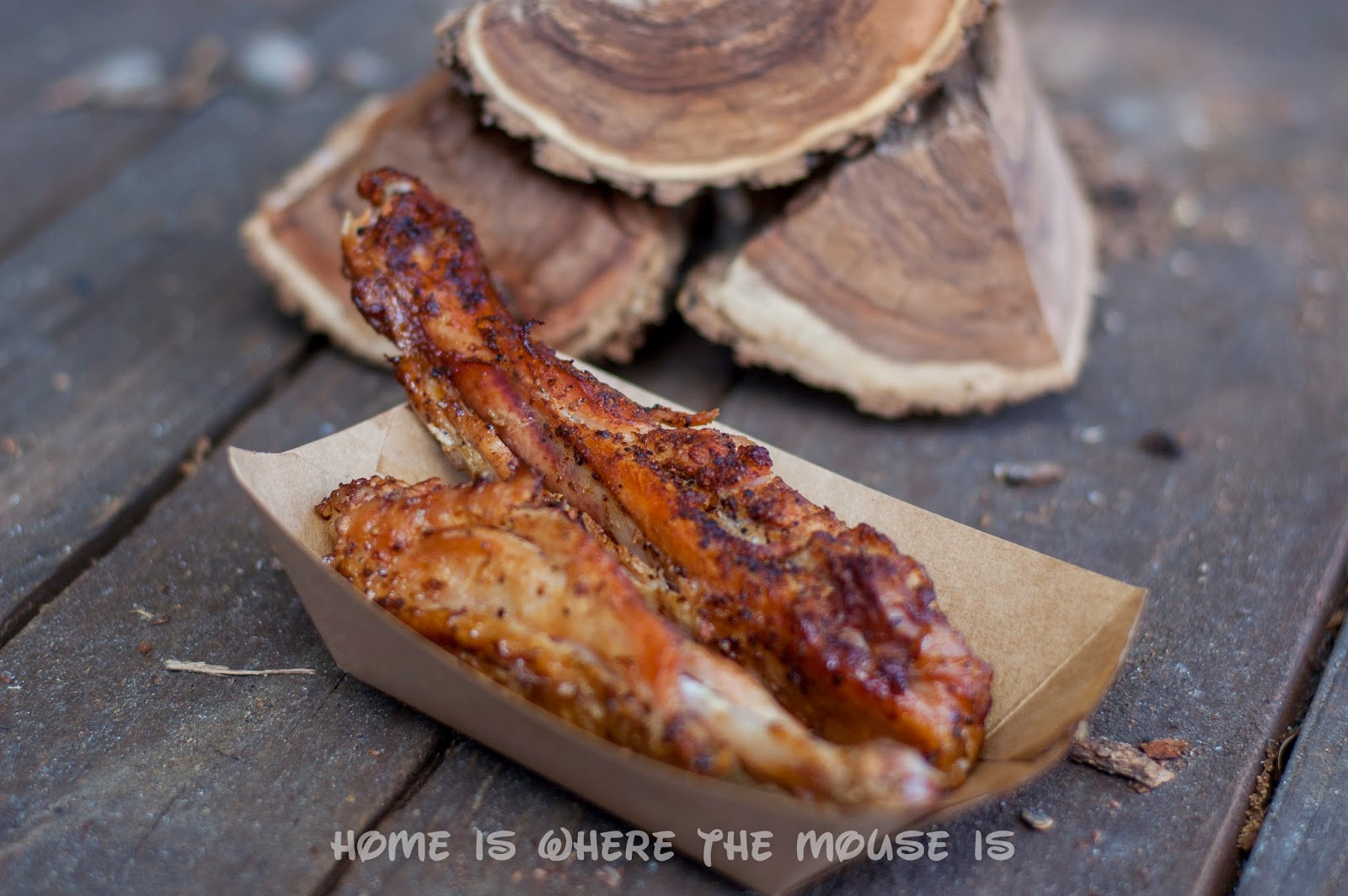 Mouse Turkey Smoked Bacon Lardon