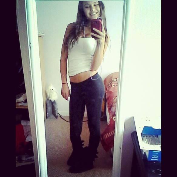 18 Year Old Amateur Latina