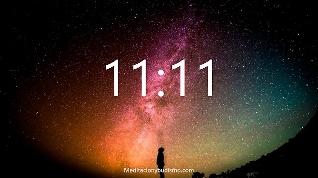 El poderoso significado del 11:11