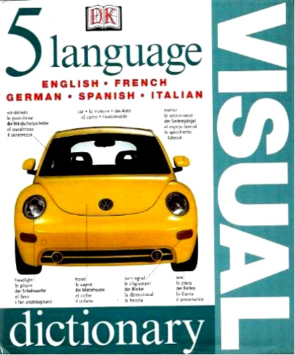 065098668e Visual Dictionary in 5 Languages