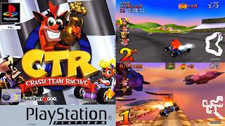 تحميل لعبة Crash Team Racing pc محوله للكمبيوتر