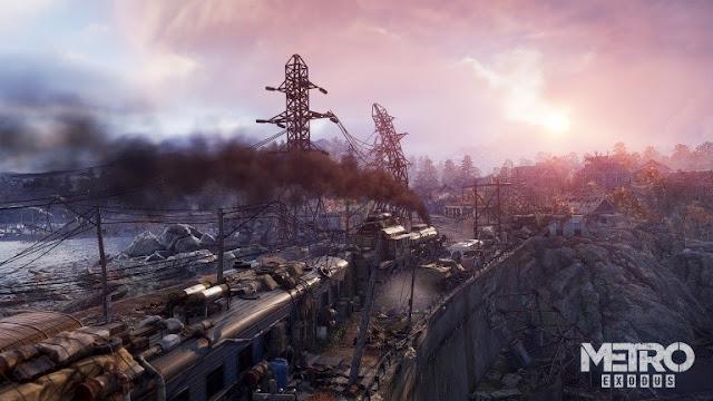 لعبة Metro Exodus ستكون حاضرة ضمن حدث حفل The Game Awards