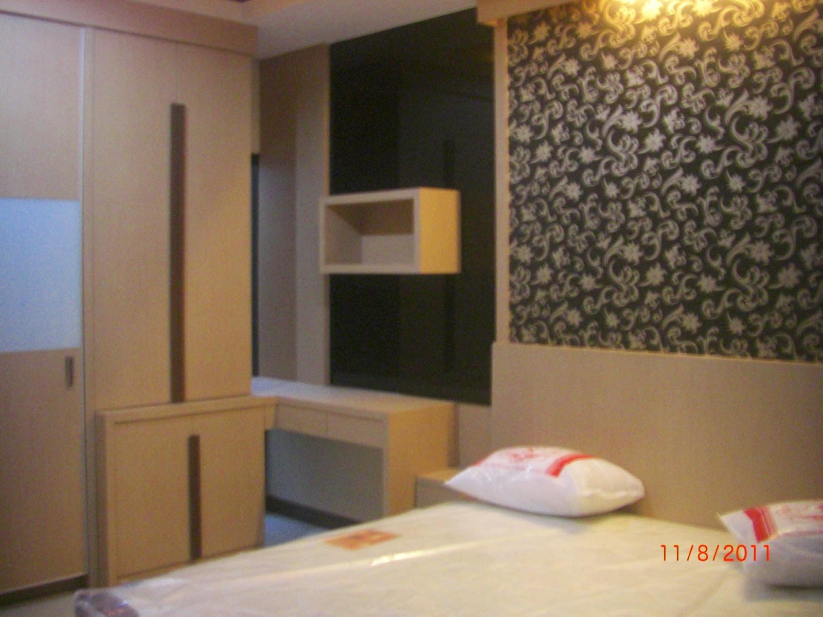 Jasa desain interior profesional di jakarta aidos design for Dekor kamar tidur hotel