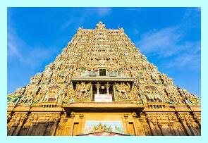 Meenakshi Amma Temple Secrets and history in hindi and english
