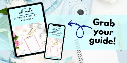 beginner blogger mistakes, tips for new bloggers,