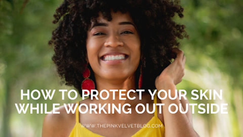 Running against the wind: How to Protect Your Skin While Working Out Outside