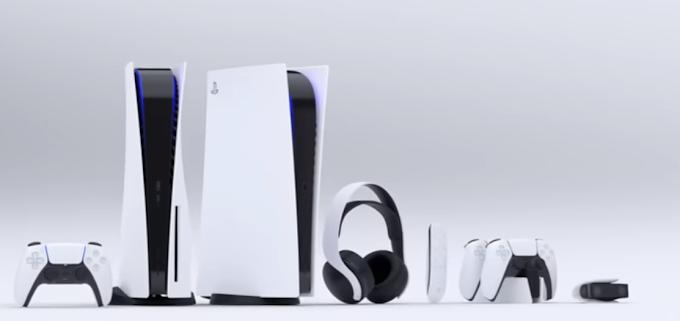 PlayStation 5'e ilk bakış! Sony PlayStation 5'i Tanıttı