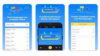 2-مترجم وقاموس بدون نت Yandex Translate