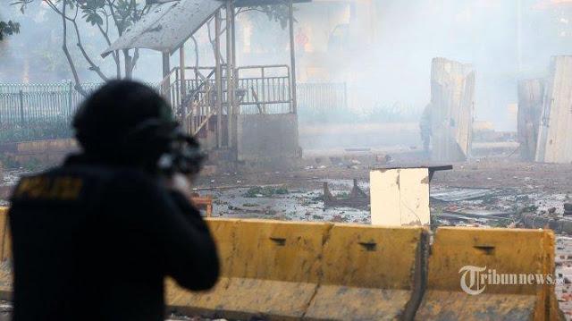 Amnesty Internasional: Polisi Tak Ungkap Penembak Massa 22 Mei