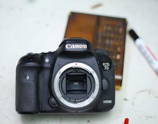 Canon EOS 7D Mark II Mati Total
