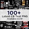 100 CB text png | Latest Hindi English Mix CB Text Png Collection | CB text png in ZIP