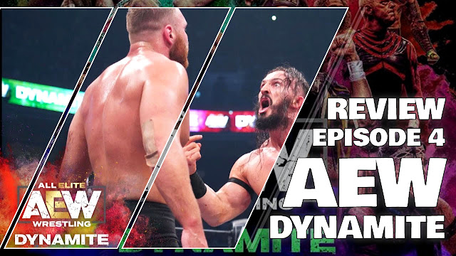 AEW DYNAMITE Episode 4 Quick Review (10.23.2019) • All Elite Wrestling