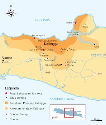 Kerajaan Kalingga