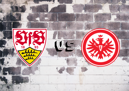 Stuttgart vs Eintracht Frankfurt  Resumen