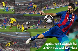 Download PES 2017 v0.9 Android Apk