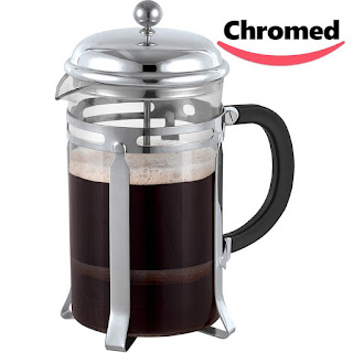 Use a French Press for Coffee