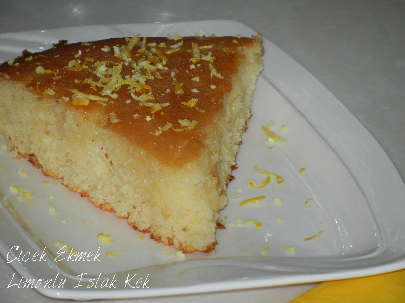 Ekmekli kek tarifi