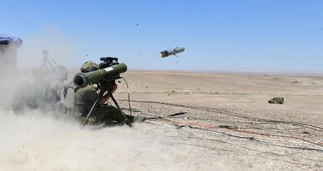 Επιτροπή Αξιωματικών ΣΞ στο Ισραήλ για το «μακρύ νέο δόρυ» που θέλει το Επιτελείο: Το Spike NLOS