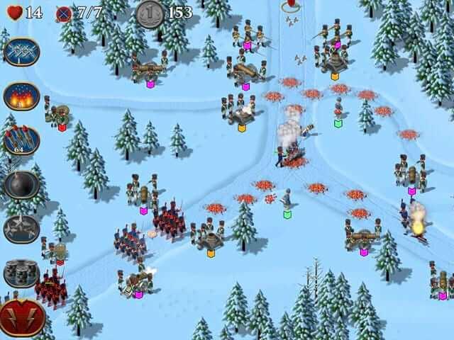 لعبة حرب نابليون