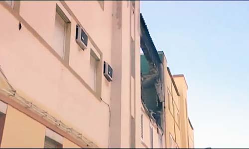 Se está a la espera de saber si los restos encontrados en la vivienda de la explosión de Agüimes son humanos