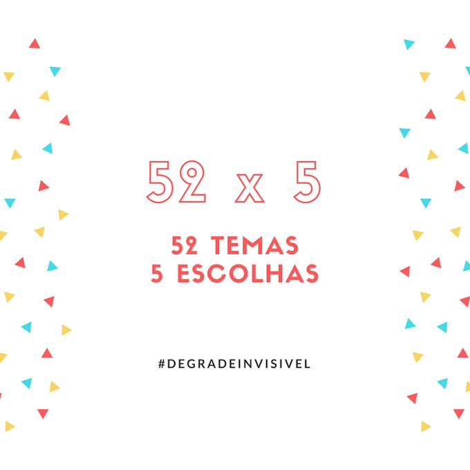 Projeto 52x5 - Janeiro