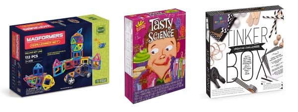 STEM or STEAM toys creative gifts for child
