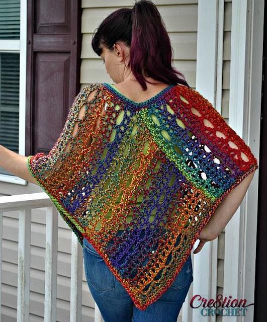 1cb6db1e50a0 http   wonderfuldiy.com free-crochet-poncho-patterns diy-lacey-poncho