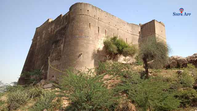 saledipura fort saladipura khandela sikar