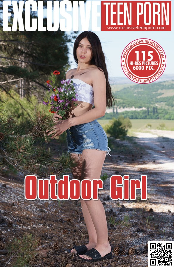 [ExclusiveTeenPorn] Julia Swork - Outdoor